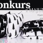 Konkurs z Majunto. Wygraj zestaw pięknych poduszek