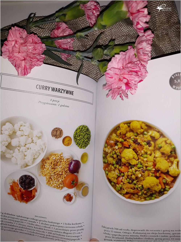 Tylko białko roślinne książka