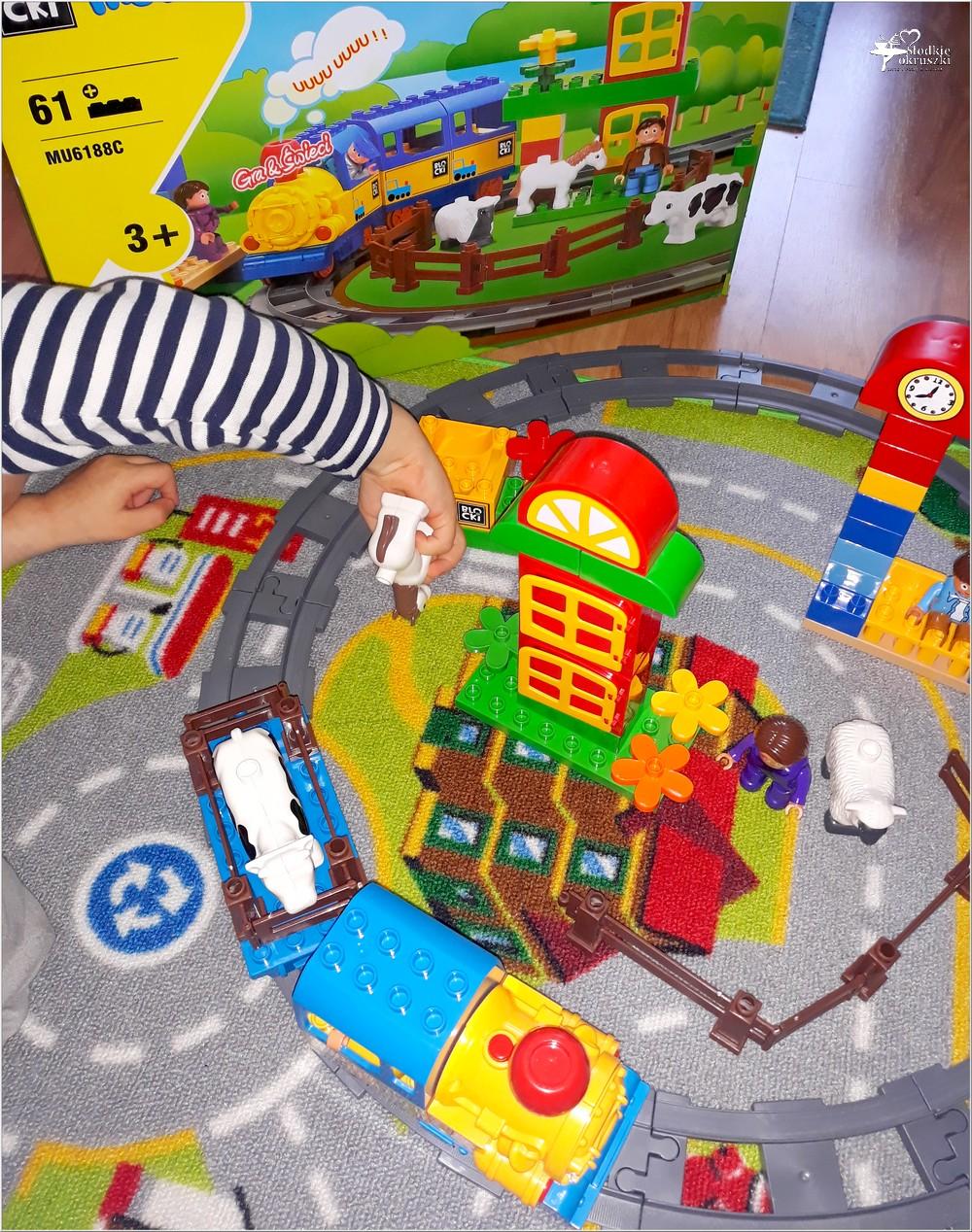 Ulubione klocki moich dzieci - klocki Blocki (2)