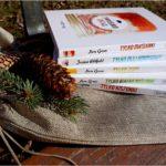 """Owsianki, zupy, kiszonki, białko roślinne, olej kokosowy – czyli Zielona Seria książek """"Tylko…"""""""
