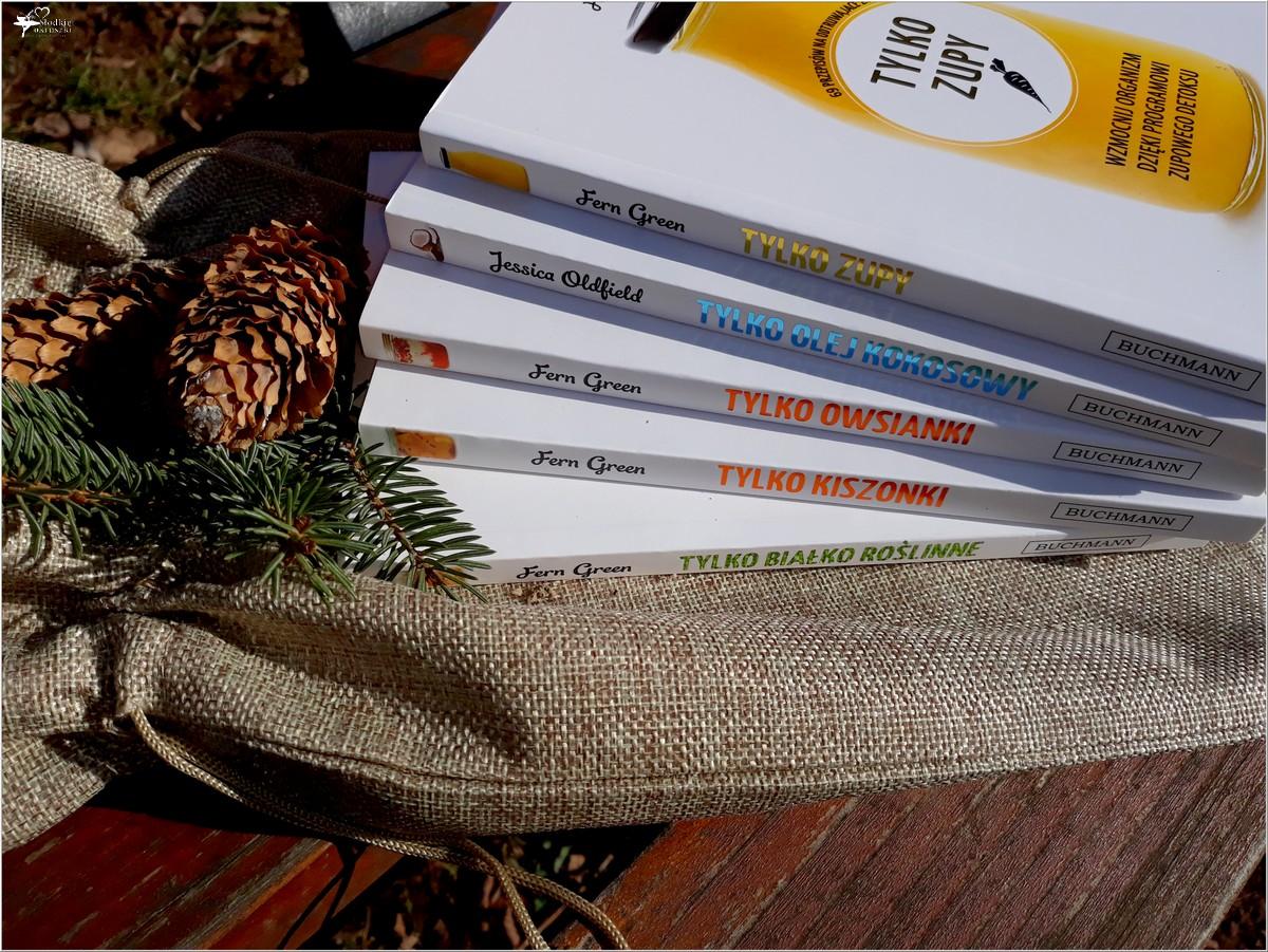Zielona Seria książek Tylko (2)