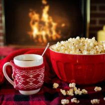 popcorn w karmelu (przepis)