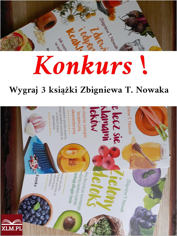 Konkurs z XLM.pl Księgarnia Ludzi Myślących