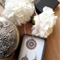 Piękno, szyk, elegancja. Biżuteria ze sklepu jubilerskiego Skarbiec Srebra (część Mennicy Bydgoskiej) (1)