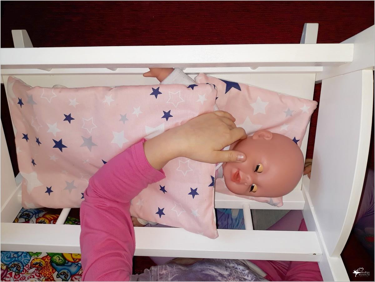 Słów kilka o łóżeczku dla lalek + wyniki konkursu z Montownia Zabawek (2)