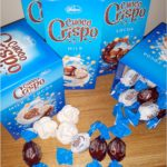 Słodki świat Vobro. Czekoladowe praliny Choco Crispo.