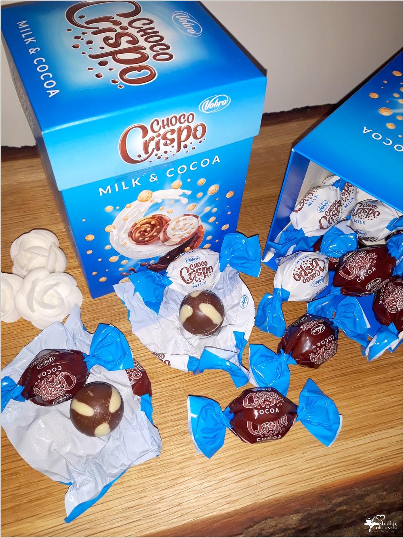 Słodki świat Vobro. Czekoladowe praliny Choco Crispo (3)