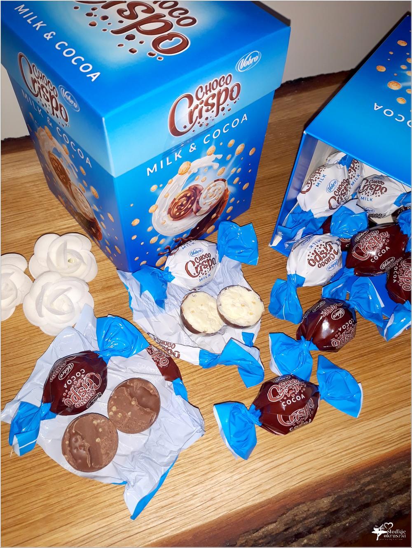 Słodki świat Vobro. Czekoladowe praliny Choco Crispo (4)