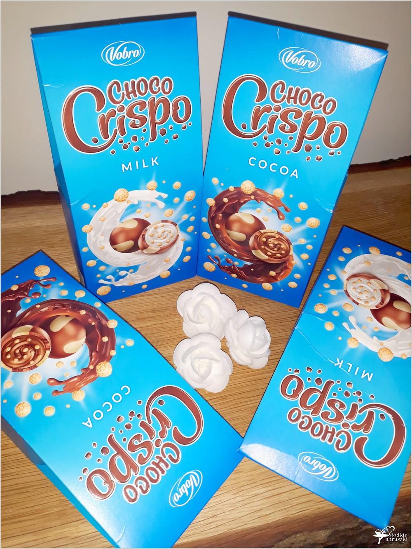 Słodki świat Vobro. Czekoladowe praliny Choco Crispo (5)