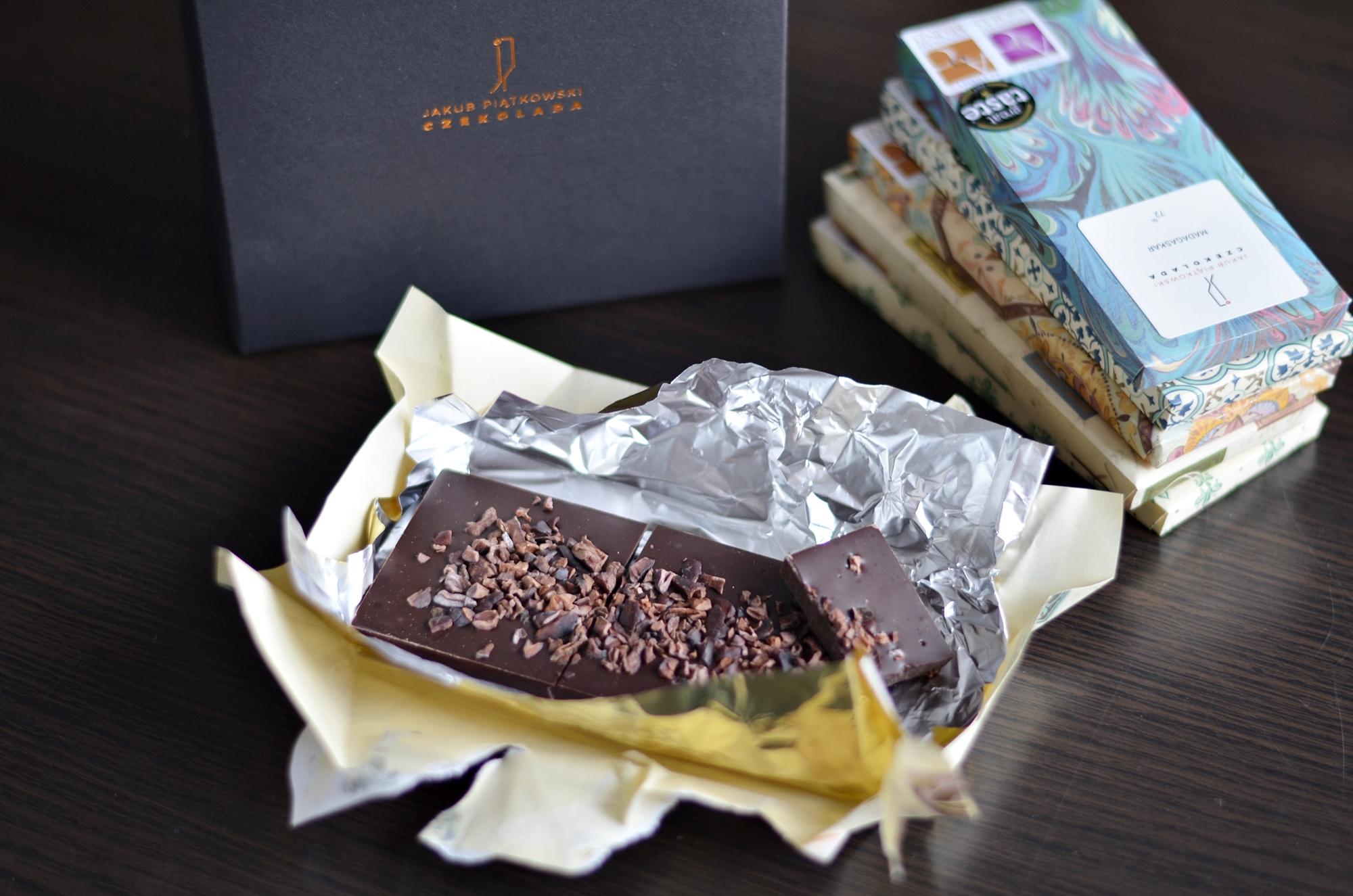 Wyjątkowa pracownia, prawdziwa czekolada. Jakub Piątkowski. (4)