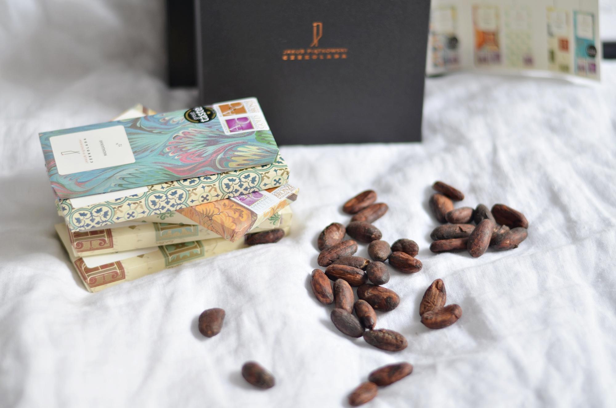 Wyjątkowa pracownia, prawdziwa czekolada. Jakub Piątkowski.