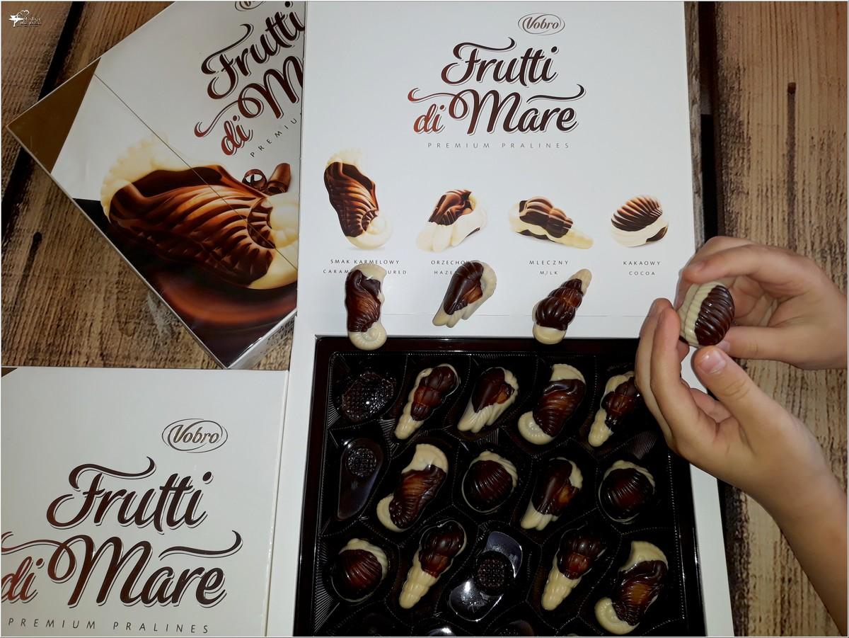 Bombonierki Frutti di Mare Vobro. Wyjątkowy smak i kształt. (3)