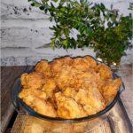 Chrupiące kęski z kurczaka