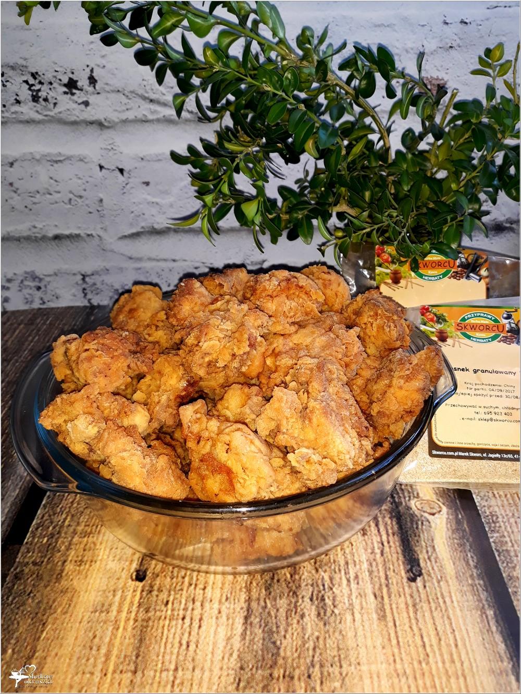 Chrupiące kęski z kurczaka (2)