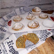 Pieguski, czyli pyszne babeczki z makiem (1)