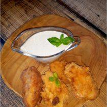 Sos bazyliowo-czosnkowy do chrupiącego kurczaka i dań z grilla (1)