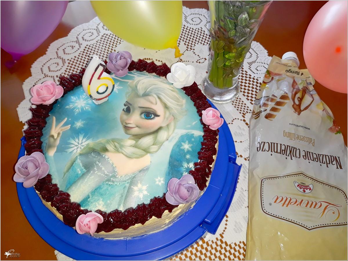 Tort urodzinowy mojej 6-latki (2)
