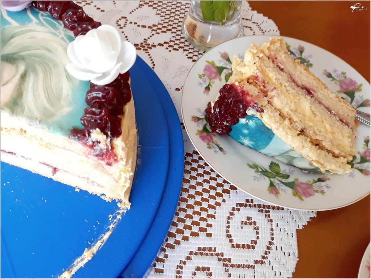 Tort urodzinowy mojej 6-latki (3)