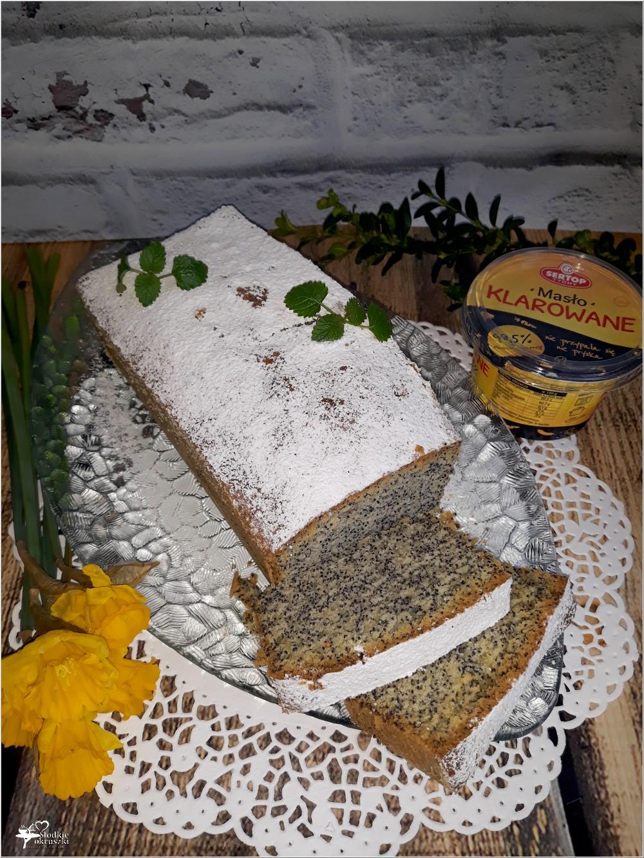 Wilgotne ciasto z makiem (2)