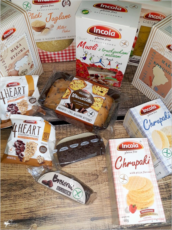 Bezglutenowe produkty Incola. Polska marka godna polecenia (1)