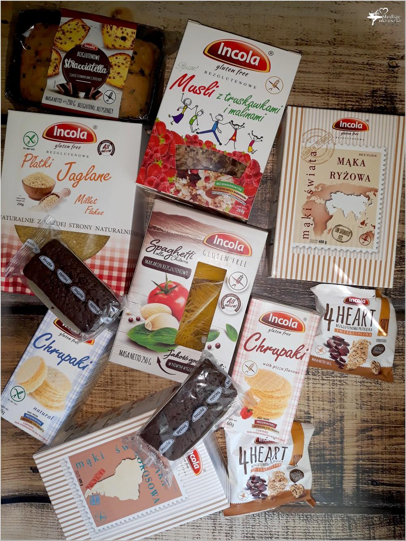 Bezglutenowe produkty Incola. Polska marka godna polecenia (5)