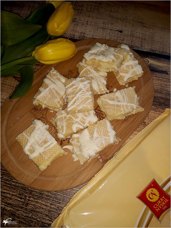 Małe wafelki rafaello (4)