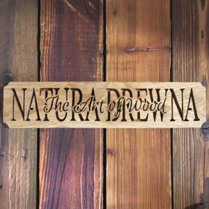 Natura Drewna logo