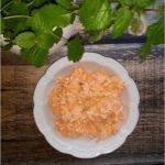 Pyszna surówka obiadowa (z marchewki)