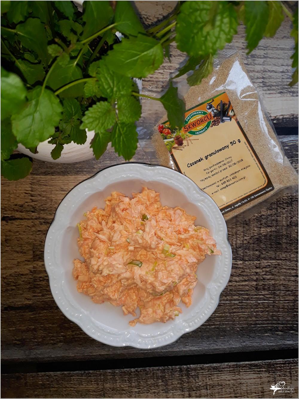 Pyszna surówka obiadowa (z marchewki) (2)