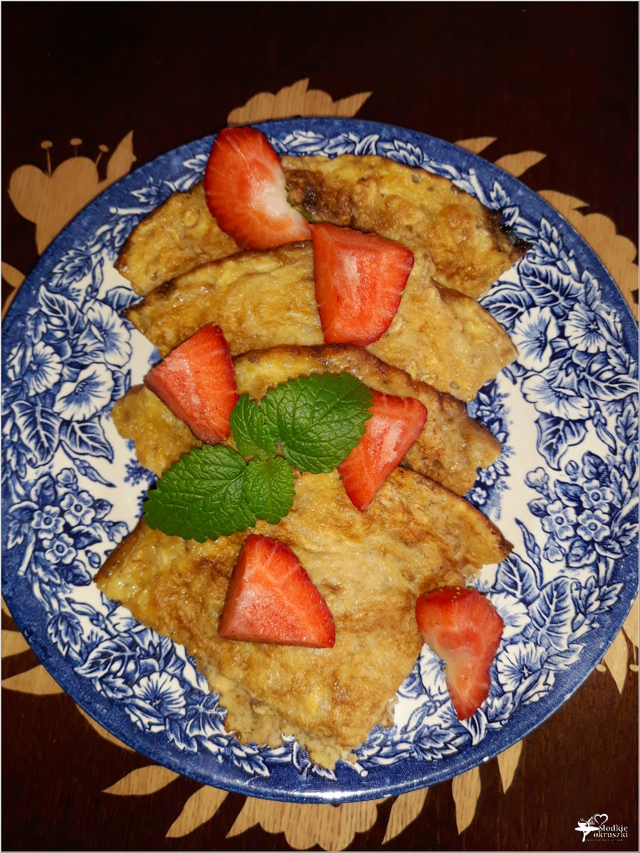Zdrowy omlet na płatkach żytnich (1)