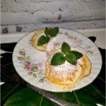 Bananowo-ryżowe placuszki bezglutenowe (dla dzieci i dorosłych)