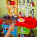 Dzieci gotują. Interaktywna Kuchnia My Little Chef Madej