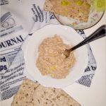 Najłatwiejsza pasta z tuńczykiem i serkiem kanapkowym
