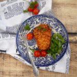 Grillowana pierś z kurczaka (na obiad lub do sałatki)