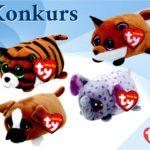 Konkurs! Wygraj maskotki Tenny Tys od TY Polska