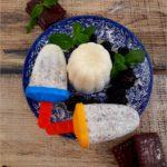 Lody śmietankowo ciasteczkowe (z mascarpone)