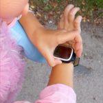 Bezpieczne dziecko, spokojna mama. Zegarek GPS dla dziecka.