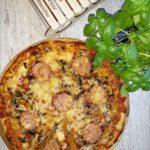 Weekendowa pizza – przepis na domową pizze