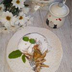 Cynamonowe placuszki z płatkami owsianymi (sycące)