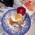 Placuszki z musli i nasionami chia
