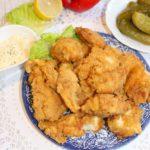 Domowe chrupiące nuggetsy (w majonezowej marynacie)