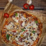 Pizza z salami i papryką – pizza jak z pizzerii