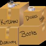 Porządki świąteczne, przeprowadzka – gdzie przechować rzeczy?