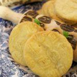Kruche ciasteczka moich dzieci – wałkiem ozdabiane