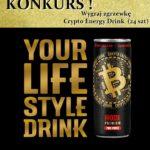 Konkurs! Wygraj zgrzewkę Crypto Energy Drink