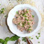 Pasta z tuńczyka – zdrowe smarowidło do kanapek