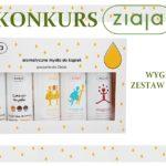 Konkurs z Ziaja. Wygraj zestaw aromatycznych mydeł.