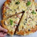 Szybka pizza na dużą blachę