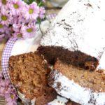 Czekoladowe ciasto na oranżadzie