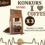 Sprawdź kto wygrał pyszną kawę od Lafaye